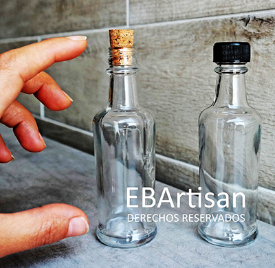 botella gota
