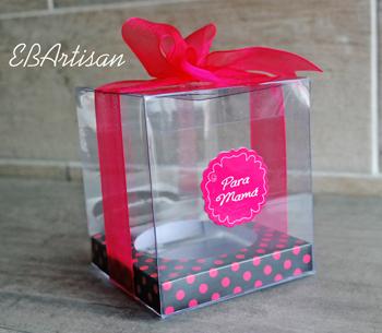 cajas para cupcakes