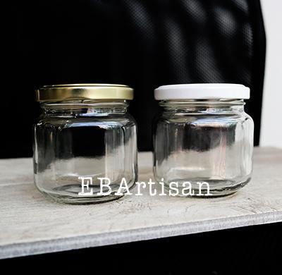 frasco de vidrio de 212 ml